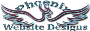 Phoenix Website Designs Logo