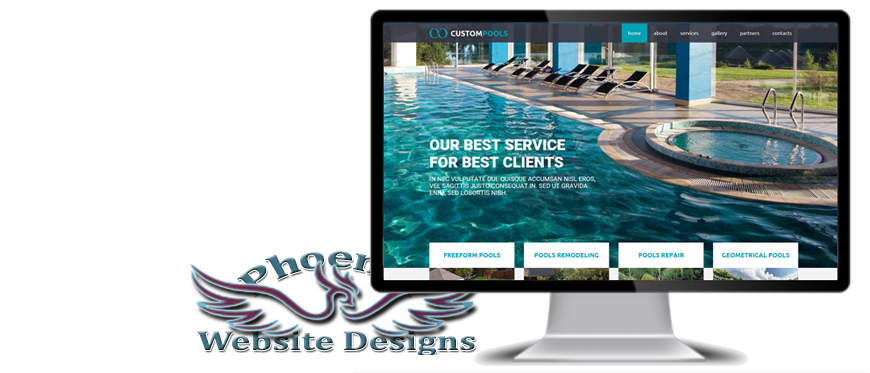 phoenix website design company seo in arizona